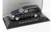 Mercedes Benz E class, масштабная модель, 1:43, 1/43, Kyosho, Mercedes-Benz