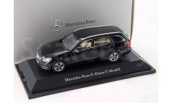 Mercedes Benz E klass, масштабная модель, 1:43, 1/43, Kyosho, Mercedes-Benz