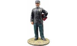 Офицер пожарной охраны, Франция 1930