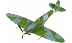 Corgi 1.72 Supermarine Spitfire MkVB USSR 1943, масштабные модели авиации, 1:72, 1/72