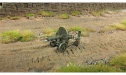 1.43 Пулемет 'Максим' (Моделстрой)  Масштабная коллекционная модель, масштабные модели бронетехники, 1:43, 1/43