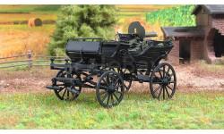 1.43 Тачанка (Моделстрой)  Масштабная коллекционная модель, масштабные модели бронетехники