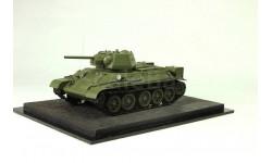 1.43 Моделстрой Т- 34/76 1943 г (хаки чистый), масштабные модели бронетехники, 1:43, 1/43, танк  Т- 34/76 1943 г (хаки чистый)