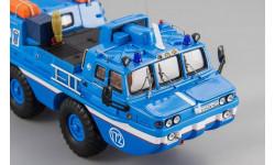 ЗИЛ 49061 'МЧС'голубой