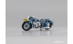 ММЗ/ИМЗ М-72 1947 г. 'Милиция', масштабная модель мотоцикла, scale43, DiP Models