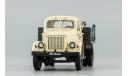 ГАЗ-93Б Самосвал, 1974 (песочная кабина, зеленый кузов), масштабная модель, DiP Models, 1:43, 1/43