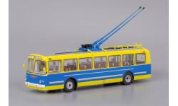 ЗИУ 5 Музейный (жёлтый/синий), масштабная модель, Classicbus, 1:43, 1/43