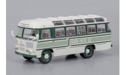ПАЗ-672 Бело-зелёный, масштабная модель, Classicbus, scale43