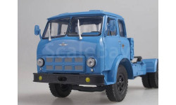 МАЗ-504А, синий