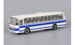 ЛАЗ-699Р (бело-синий)