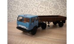 КАЗ-608В + ОДАЗ 885 (коричневый ) SSM + АИСТ