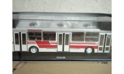 ЛИАЗ-5256 (бело-красный) ClassicBus
