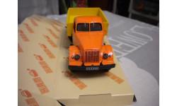 ГАЗ 51А оранжевый с желтым НАП