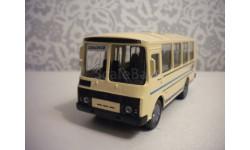ПАЗ-32053, масштабная модель, Autotime Collection, scale43