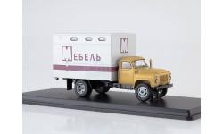 ГЗСА-893А (52) Мебельный фургон