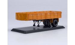 Полуприцеп МАЗ-5215 оранжевый