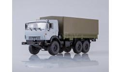 КАМАЗ-53501 6x6 бортовой, масштабная модель, 1:43, 1/43