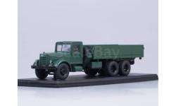 ЯАЗ-210 бортовой, тёмно-зелёный
