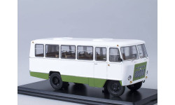 Кубань-Г1А1-02 бело-зелёный, масштабная модель, 1:43, 1/43, Start Scale Models (SSM)