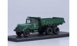 ЯАЗ-210Е самосвал, тёмно-зелёный, масштабная модель, Start Scale Models (SSM), 1:43, 1/43