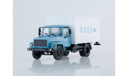 Фургон для перевозки хлеба (3307), масштабная модель, scale43