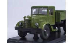 ЯАЗ-200 бортовой (хаки)