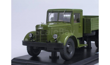 ЯАЗ-200 бортовой (хаки), масштабная модель, Start Scale Models (SSM), 1:43, 1/43
