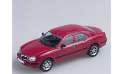 ГАЗ 3111 (красный), масштабная модель, 1:43, 1/43, Автоистория (АИСТ)