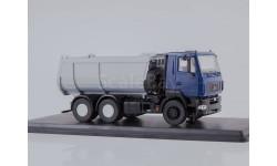 МАЗ-6501 самосвал, U-образный кузов, масштабная модель, Start Scale Models (SSM), 1:43, 1/43