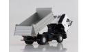 МАЗ-5550 самосвал (рестайлинг), масштабная модель, Автоистория (АИСТ), 1:43, 1/43