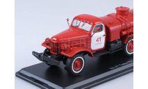 ЗИЛ-157 АЦ-4,3 пожарный, масштабная модель, scale43, Start Scale Models (SSM)
