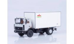 Изотермический фургон КИ-5436 Купава (МАЗ-5337)