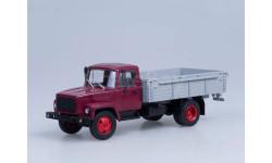ГАЗ-3307 (двигатель ЗМЗ-513) Выставочный, масштабная модель, 1:43, 1/43, Автоистория (АИСТ)