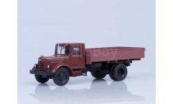 ЯАЗ-200 бортовой (тёмно-красный), масштабная модель, scale43, Автоистория (АИСТ)