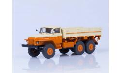УрАЛ-377 бортовой, Автоэкспорт, масштабная модель, 1:43, 1/43, Автоистория (АИСТ)