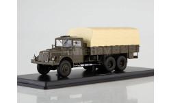 Tatra-111R бортовой с тентом