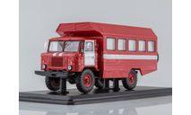 КСП-2001 (66) пожарный, масштабная модель, 1:43, 1/43, Start Scale Models (SSM)