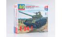 Сборная модель Средний танк T-54-1