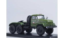 ЗИЛ-131НВ седельный тягач (хаки, с маркировкой СА)