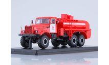 Пожарная цистерна АЦ-8,5 (КРАЗ-255Б), масштабная модель, 1:43, 1/43, Start Scale Models (SSM)