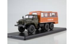 Вахтовый автобус НЕФАЗ-42112 (4320)