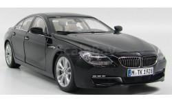 BMW 650i Gran Coupe F06 1/18 Paragon Black