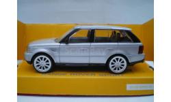 Range Rover Sport, масштабная модель, Rastar, scale43
