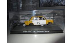 Lada 1500(ВАЗ-2103) The living daylights (Universal Hobbies-James Bond collection)