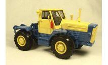 Т-125, масштабная модель трактора, Миниград, scale43