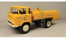 КАЗ-608 Колхида ТЗ-2-608 Топливозаправщик «Аэрофлот», масштабная модель, Alf, 1:43, 1/43