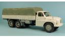 TATRA 138 6x6 бортовой с тентом, масштабная модель, Ro-models, 1:43, 1/43