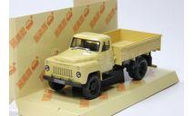 ГАЗ-52-04 (бежевый), масштабная модель, Наш Автопром, scale43