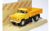 ГАЗ-52-84 (желтый/оранжевый), масштабная модель, Наш Автопром, 1:43, 1/43