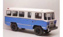 Автобус АПП-66 поздний на базе ГАЗ-66, масштабная модель, Мастер Шестериков С.  (riddik), scale43